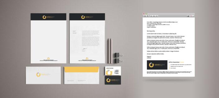 Aurum Corporate Identity