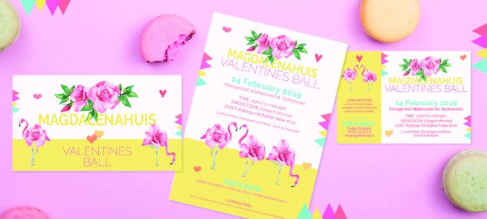 Magdalenahuis Valentines Ball 2019
