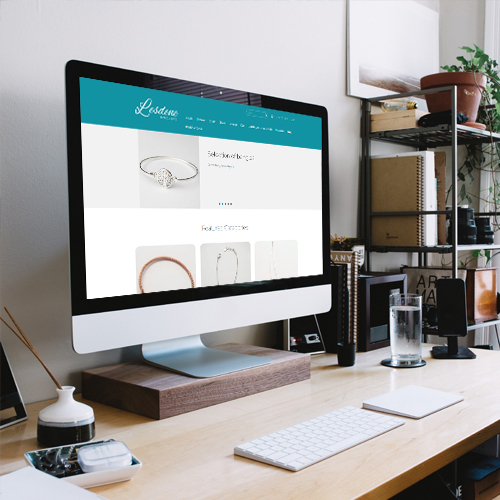 Lesdene Website Home Page