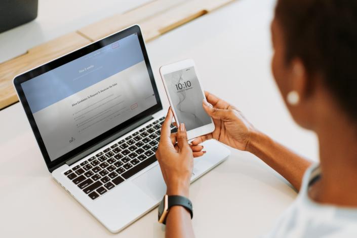 CUCV Recruitment Platform Website How it works page